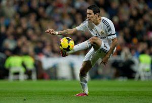 Di Maria cerca spazio nel Real Madrid