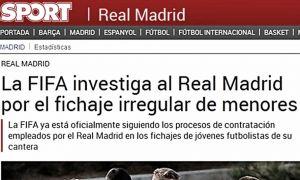 Real, la FIFA apre un'inchiesta per irregolarità sull'acquisto di minori