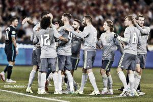 Real Madrid, primi gol della stagione. 4-1 al City in amichevole