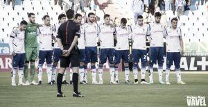 Real Zaragoza - CD Lugo: puntuaciones del R. Zaragoza, jornada 29