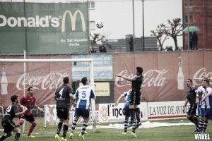 Fotos e imágenes del Real Avilés CF - Cultural y Deportiva Leonesa, 25ª jornada Grupo I de Segunda División B