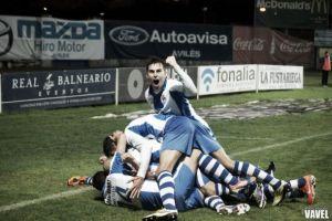 Fotos e imágenes del Real Avilés CF - Real Murcia CF, 15ª jornada Grupo I de Segunda División B