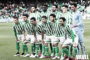 Real Betis - Leganés, puntuaciones del Real Betis, jornada 30