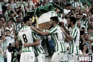 Real Betis - SD Ponferradina: confort en la visita al Villamarín