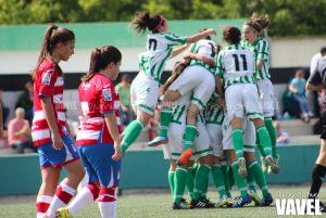 Liga Nacional Femenina: Betis, Badajoz Olivenza y Madrid CFF confirman billete