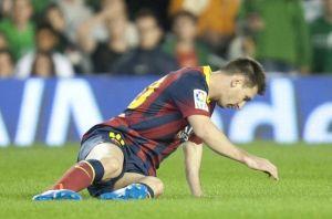 Messi viaja mañana a Argentina para continuar con su recuperación