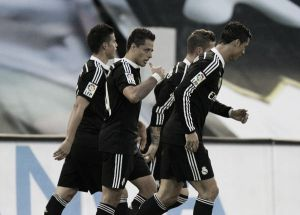 Celta Vigo 2-4 Real Madrid - Real reduce the gap at the top of La Liga