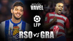 Real Sociedad - Granada CF: a por un nuevo golpe en Anoeta
