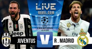 Le Real Madrid bat la Juventus 4-1