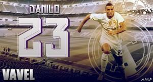 Real Madrid 2015: Danilo