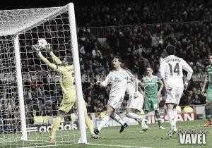 El Real Madrid completa su segunda fase de grupos con pleno de victorias