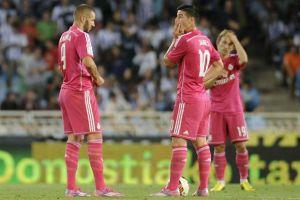 Liga 2014/2015, seconda giornata: Barcellona a punteggio pieno, vince l' Atletico, cade il Real Madrid all'Anoeta