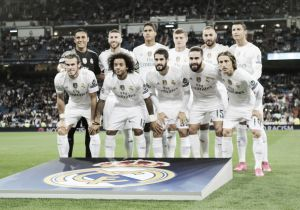Real Madrid - Shakhtar Donetsk: puntuaciones del Real Madrid, jornada 1 UEFA Champions League