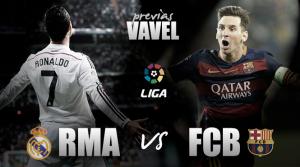 Previa Real Madrid - FC Barcelona: el espectáculo está a punto de comenzar