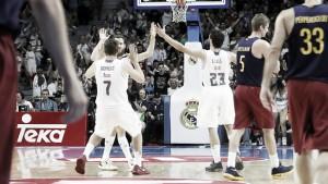 Un Madrid nuevamente superior pone el 2-1 y huele el título de Liga