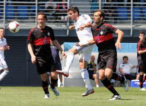 """Real Madrid """"C"""" - Sanse: dos objetivos para finalizar el año"""