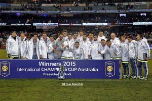 El Real Madrid se hace con la Internacional Champions Cup