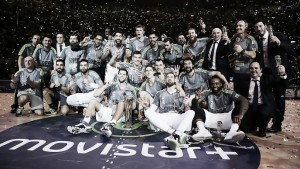 El Madrid consigue la tercera Copa consecutiva venciendo a un gran Herbalife