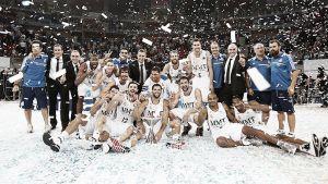 El Madrid revalida título venciendo al Barcelona