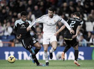 Real Madrid - Celta: noventa minutos en un universo desconocido