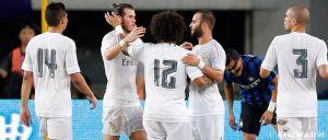 Keylor Navas, Jesé y Bale, los más utilizados por Benítez