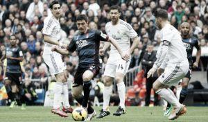 Real Madrid CF - Granada CF, los nazaríes contra la historia