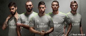 El Real Madrid estrenará el gris ante el Manchester City