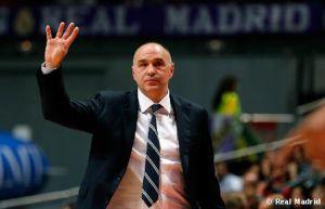 Pablo Laso, mejor entrenador de la Liga Endesa en octubre
