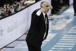 "Pablo Laso: ""Estoy muy orgulloso del equipo"""