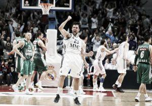 El Madrid destruye al Zalgiris cerrando la primera vuelta del Top 16