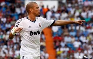 Real Madrid 2013-2014: Pepe