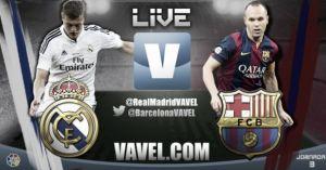 Risultato e diretta partita: Real Madrid - Barcellona, El Clasico live