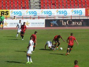 El Real Mallorca B supera con apuros al Eldense