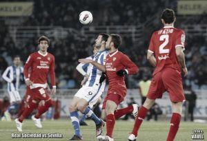Real Sociedad - Sevilla: no dejar de creer