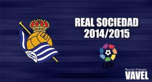 Real Sociedad 2014/2015: temporada para la confirmación