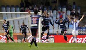 Real Sociedad - Granada CF: puntuaciones del Granada, jornada 36