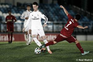 Real Unión - Real Madrid Castilla: una victoria de seis puntos
