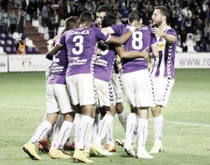 Real Valladolid - Las Palmas: duelo de gigantes en Pucela