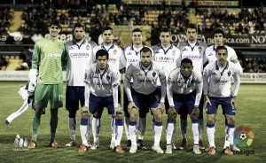 Alcorcón - Real Zaragoza: puntuaciones del Real Zaragoza, jornada 14