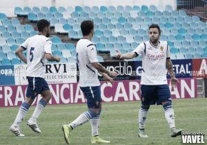 Fotos e imágenes del Real Zaragoza B - Atlético Baleares, jornada 36 de 2ª División B grupo III