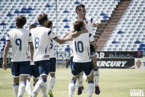 El Real Zaragoza B ya tiene grupo en Segunda B