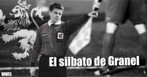 El silbato de Granel 2015/2016: Real Zaragoza - CD Leganés