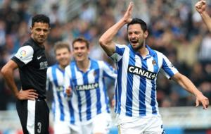 Real Sociedad – Malaga C.F, puntuaciones del Málaga, jornada 30