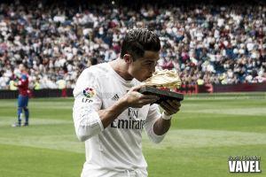 Cristiano, máximo anotador histórico del Real Madrid