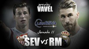 Sevilla - Real Madrid: extrañas sensaciones