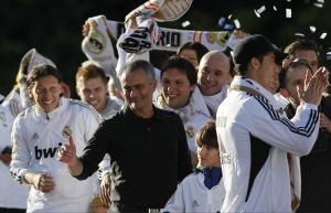 Jose Mourinho and Real Madrid set to dominate Spain