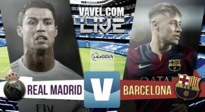El Clasico - Real Madrid 0-4 Barcelona: As it happened