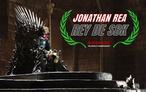 Jonathan Rea, el rey de Superbike que comienza a batir récords