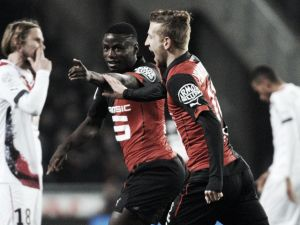 Rennes 1-1 Bordeaux: Controversy sees home side without a win in 10