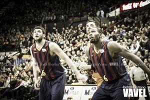 Valencia Basket - FC Barcelona: duelo con deudas pendientes